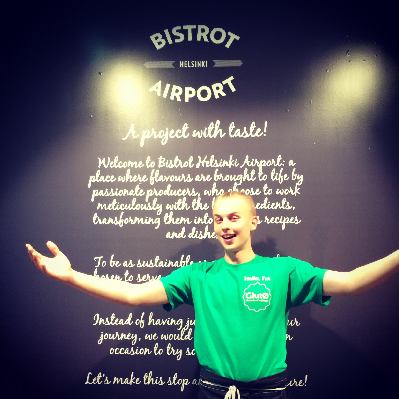 Bistrot helsinki airport